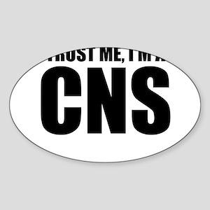 Trust Me, I'm A CNS Sticker