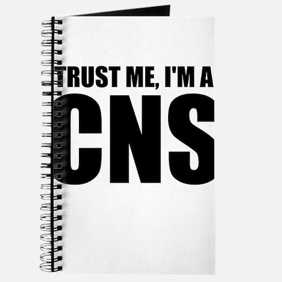 Trust Me, I'm A CNS Journal