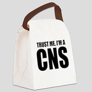 Trust Me, I'm A CNS Canvas Lunch Bag
