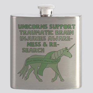 Unicorns Support Traumatic Brain Injuries Aw Flask