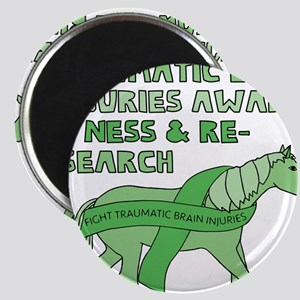Unicorns Support Traumatic Brain Injuries Magnets