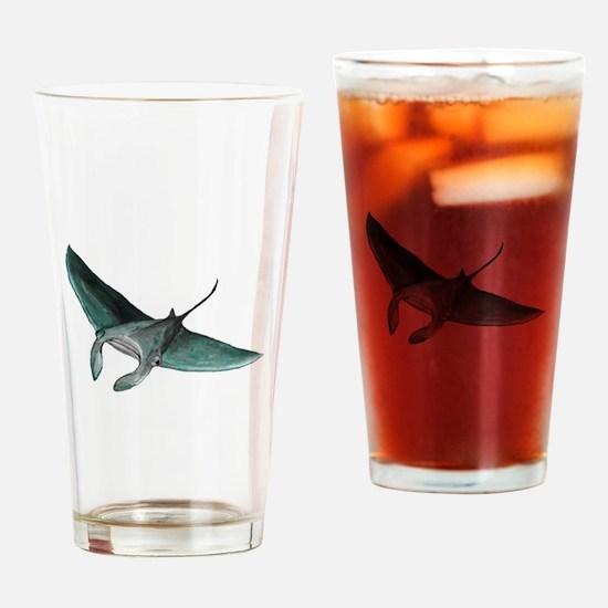 MANTA Drinking Glass