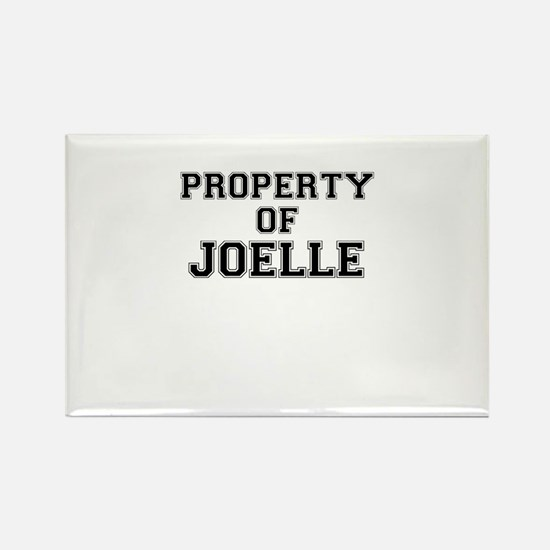 Property of JOELLE Magnets