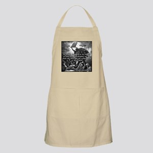 """""""Wounded in the Stones"""" BBQ Apron"""