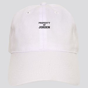 Property of JORDEN Cap