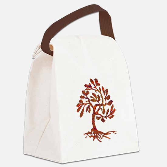 WIND Canvas Lunch Bag