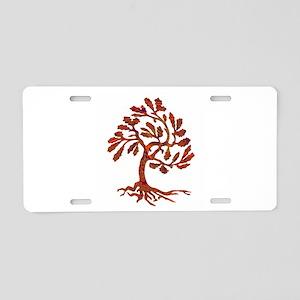 WIND Aluminum License Plate