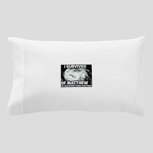 Hurricane Matthew Godfather Pillow Case