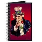 Uncle Sam Says: Fracking Is A Crime Journal