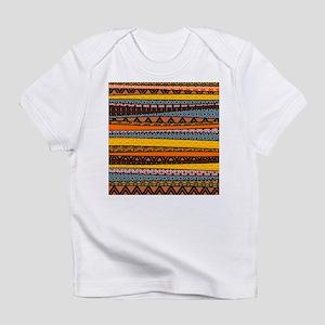 African Tribal Pattern Mix T-Shirt