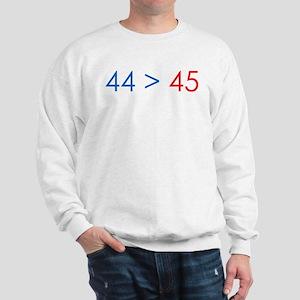 44 > 45 Sweatshirt