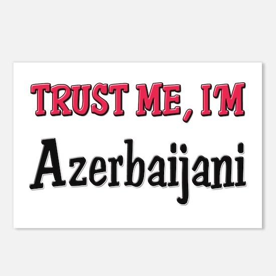 Trusty Me I'm Azerbaijani Postcards (Package of 8)