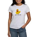 Rubber Duckie Women's T-Shirt