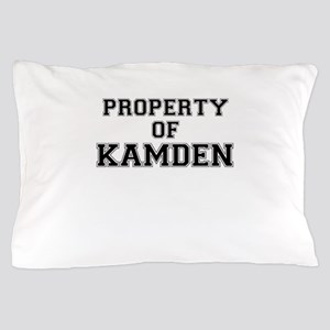 Property of KAMDEN Pillow Case