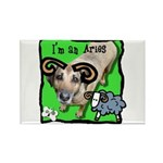 I'm an Aries Rectangle Magnet (100 pack)