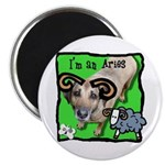 "I'm an Aries 2.25"" Magnet (100 pack)"