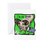 I'm an Aries Greeting Cards (Pk of 10)