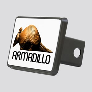 Armadillo Rectangular Hitch Cover