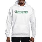 Moon Ribs Hooded Sweatshirt