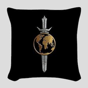 Star Trek Terran Empire Woven Throw Pillow