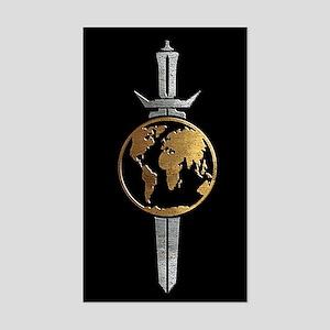 Star Trek Terran Empire Sticker (Rectangle)