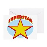 Superstar Greeting Cards (20 Pack)