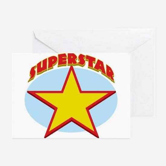 Superstar Greeting Cards