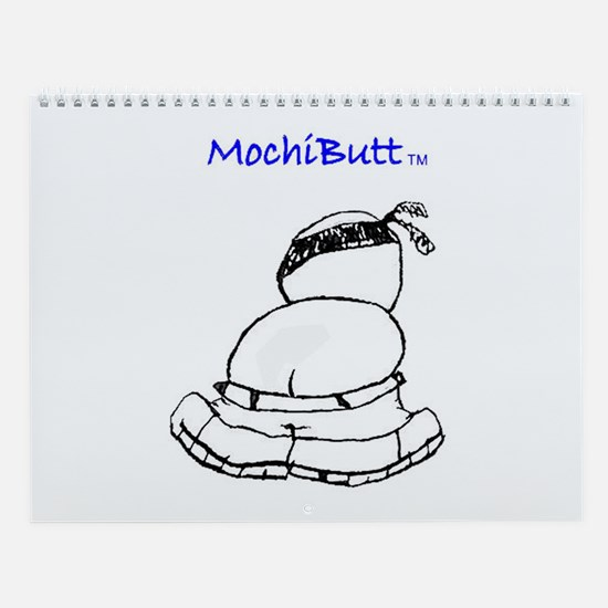 Mochi Butt Wall Calendar