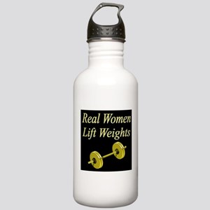 MUSCLE GIRL Stainless Water Bottle 1.0L