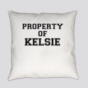 Property of KELSIE Everyday Pillow