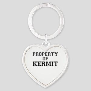 Property of KERMIT Keychains