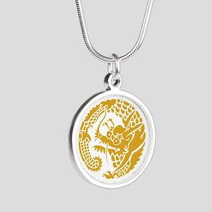 Circle of Nichiren Buddhism dragon Necklaces