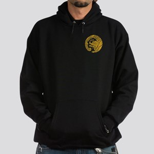 Circle of Nichiren Buddhism dragon Hoodie