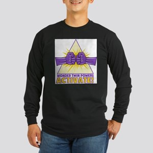 Wonder Twins Long Sleeve T-Shirt