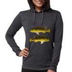 Brownspot Largemouth Cichlid Long Sleeve T-Shirt