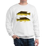 Brownspot Largemouth Cichlid Sweatshirt