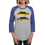 Brownspot Largemouth Cichlid Long Sleeve T-Shirt