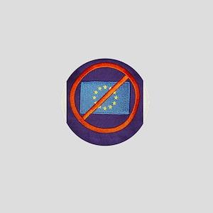 Anti European Union Mini Button