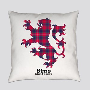 Lion-Sims.Fraser Everyday Pillow
