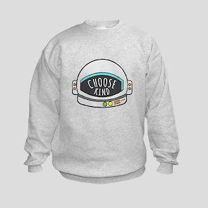 Choose Kind Helmet Shirt Sweatshirt