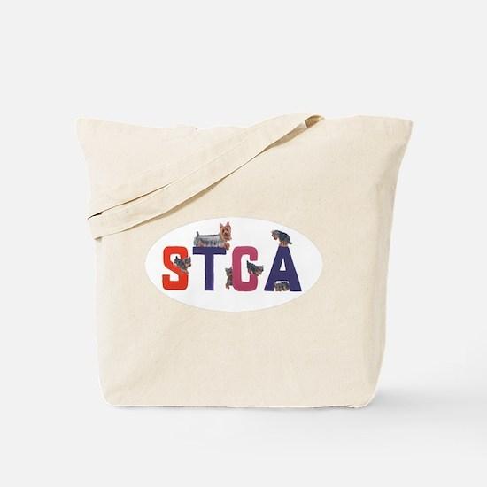 Cute Silky Tote Bag