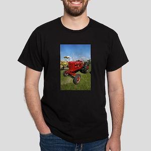 Fisheye Tractor Dark T-Shirt