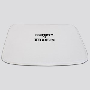 Property of KRAKEN Bathmat