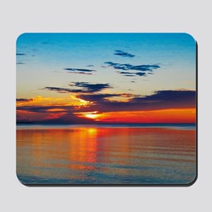 Evening Sunset Mousepad