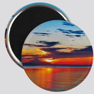 Evening Sunset Magnets