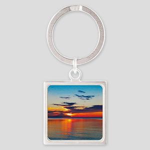 Evening Sunset Keychains