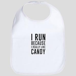 Run for Candy Bib