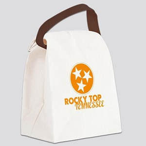 Rocky Top Tennessee Canvas Lunch Bag
