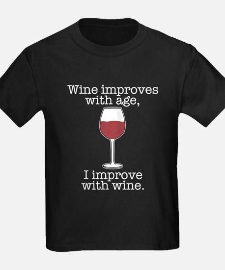 Wine Improves With Age T