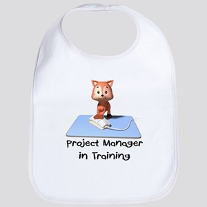 Project Manager in Training Bib